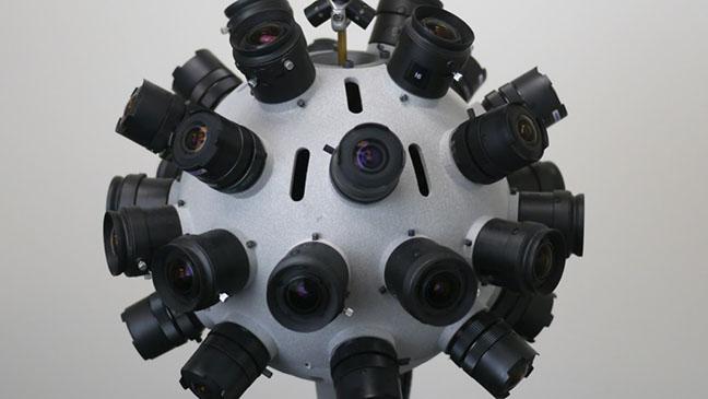 Jaunt Sphere Camera - H 2014