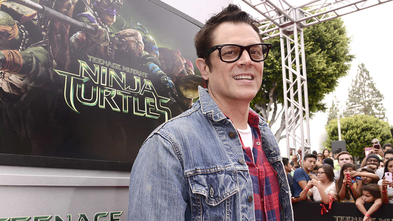 Johnny Knoxville - H 2014