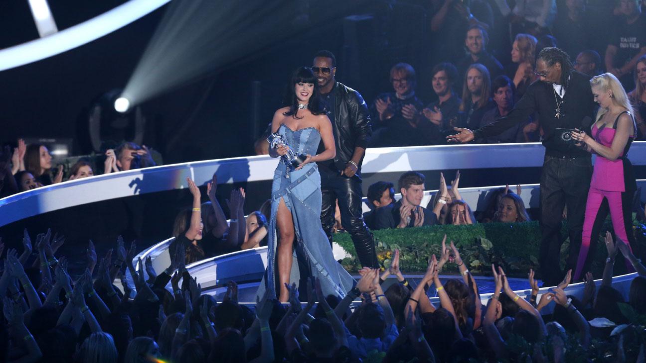 Katy Perry VMA Award - H 2014