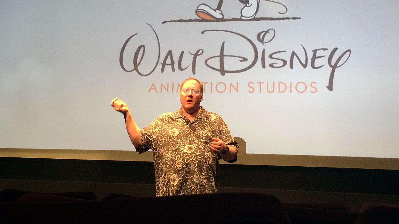 John Lasseter Disney - H 2014