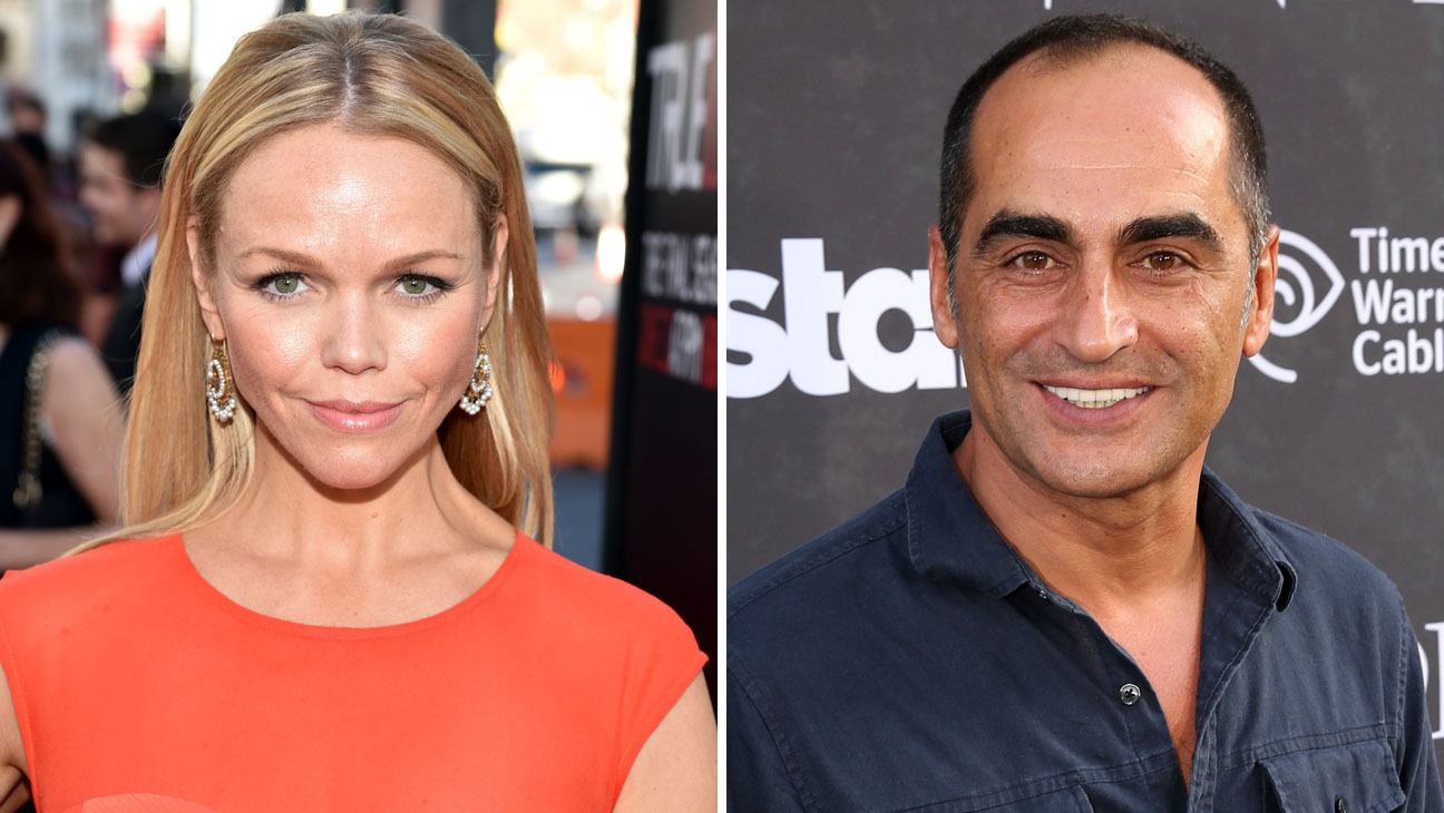 Lauren Bowles and Navid Negahban - H 2014