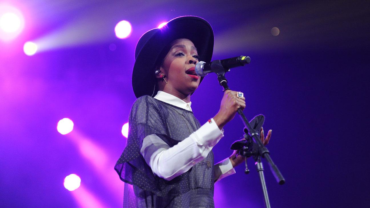 Lauryn Hill Performance - H 2014
