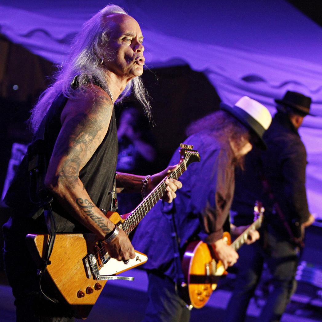 Lynyrd Skynyrd live 2013 S