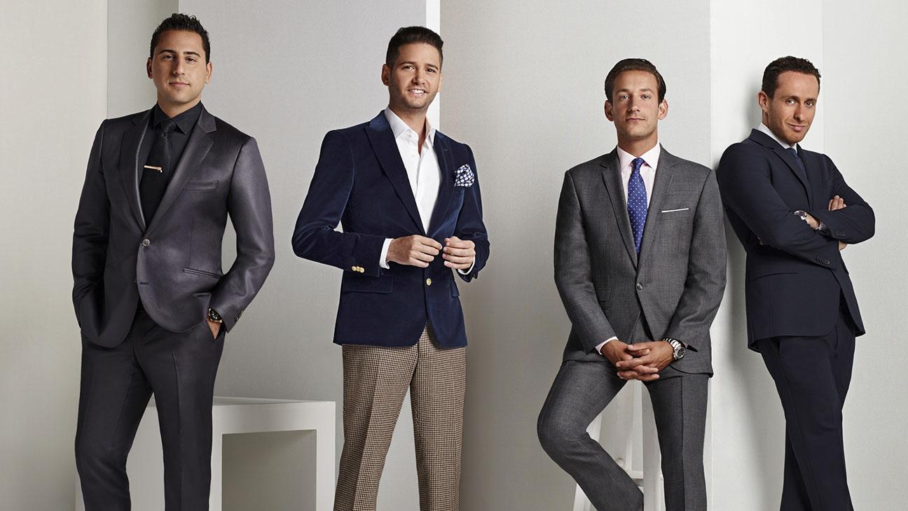 Million Dollar Listing Season 7 Cast - H 2014
