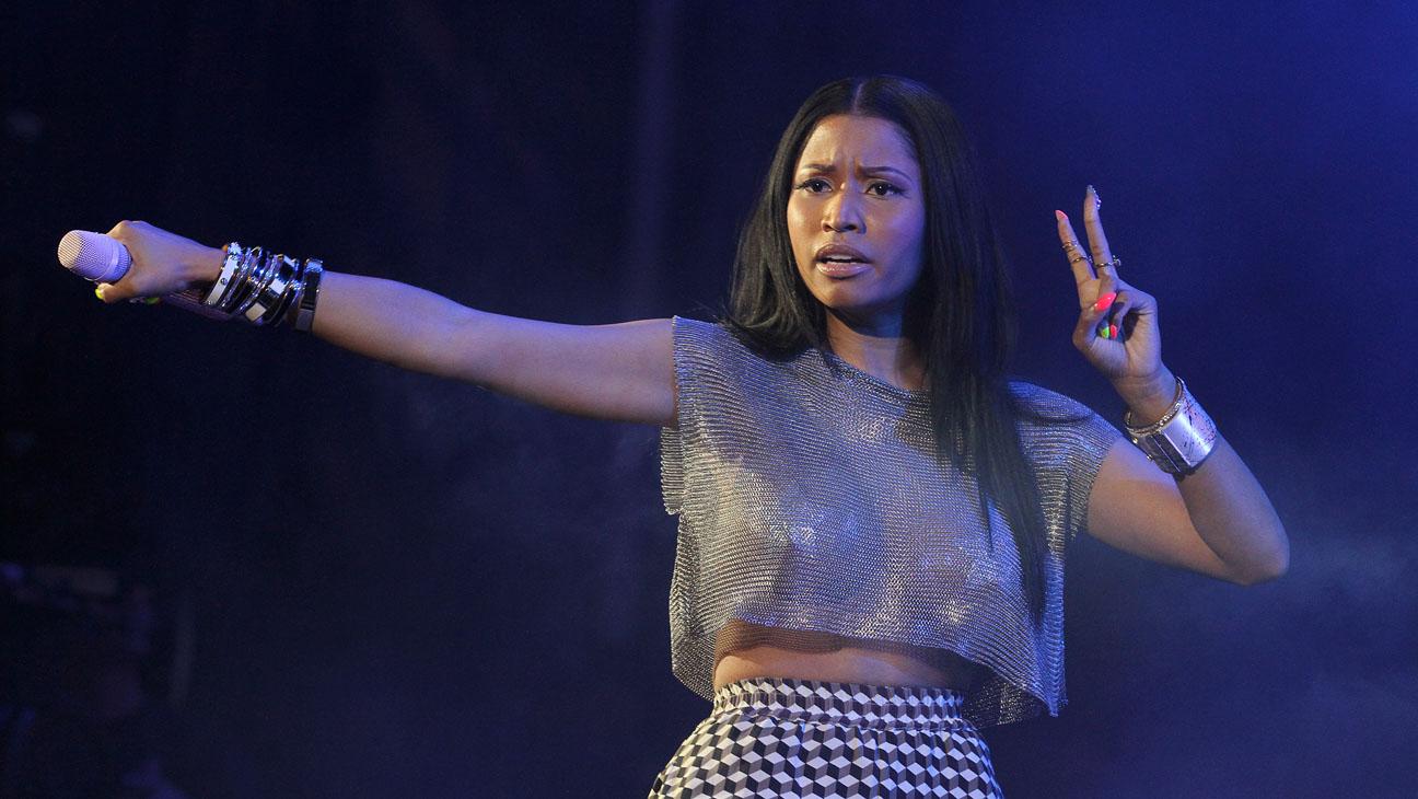 Nicki Minaj Performance - H 2014
