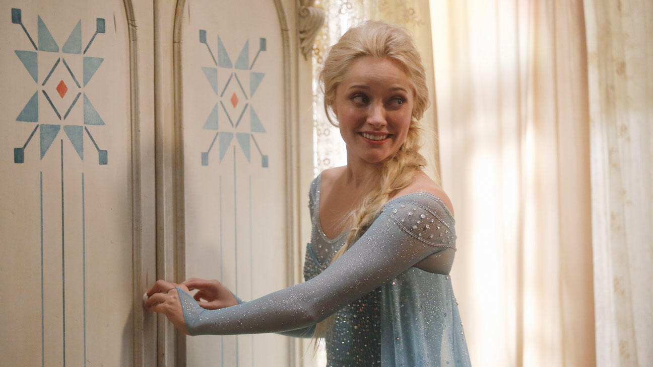 Once Upon a Time Frozen Two - H 2014