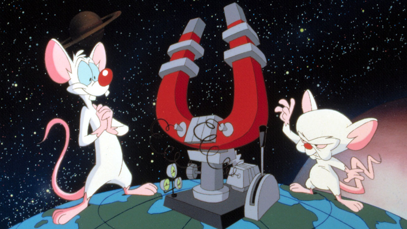 Pinky and the Brain - H 2014