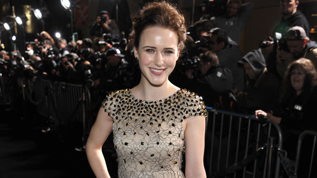 Rachel Brosnahan Beautiful Creatures Premiere - H 2014