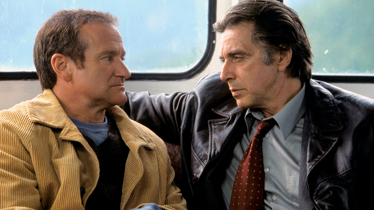 Insomnia Still Robin Williams Al Pacino - H 2014