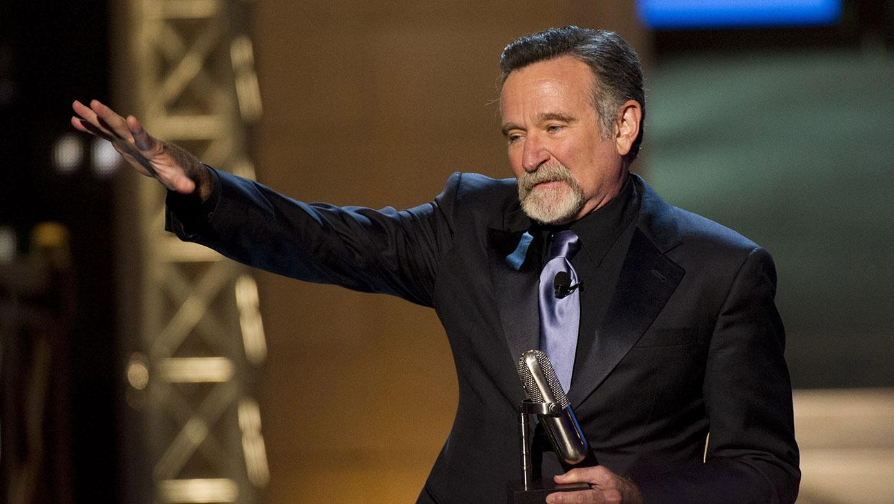 Robin Williams Beard - H 2014