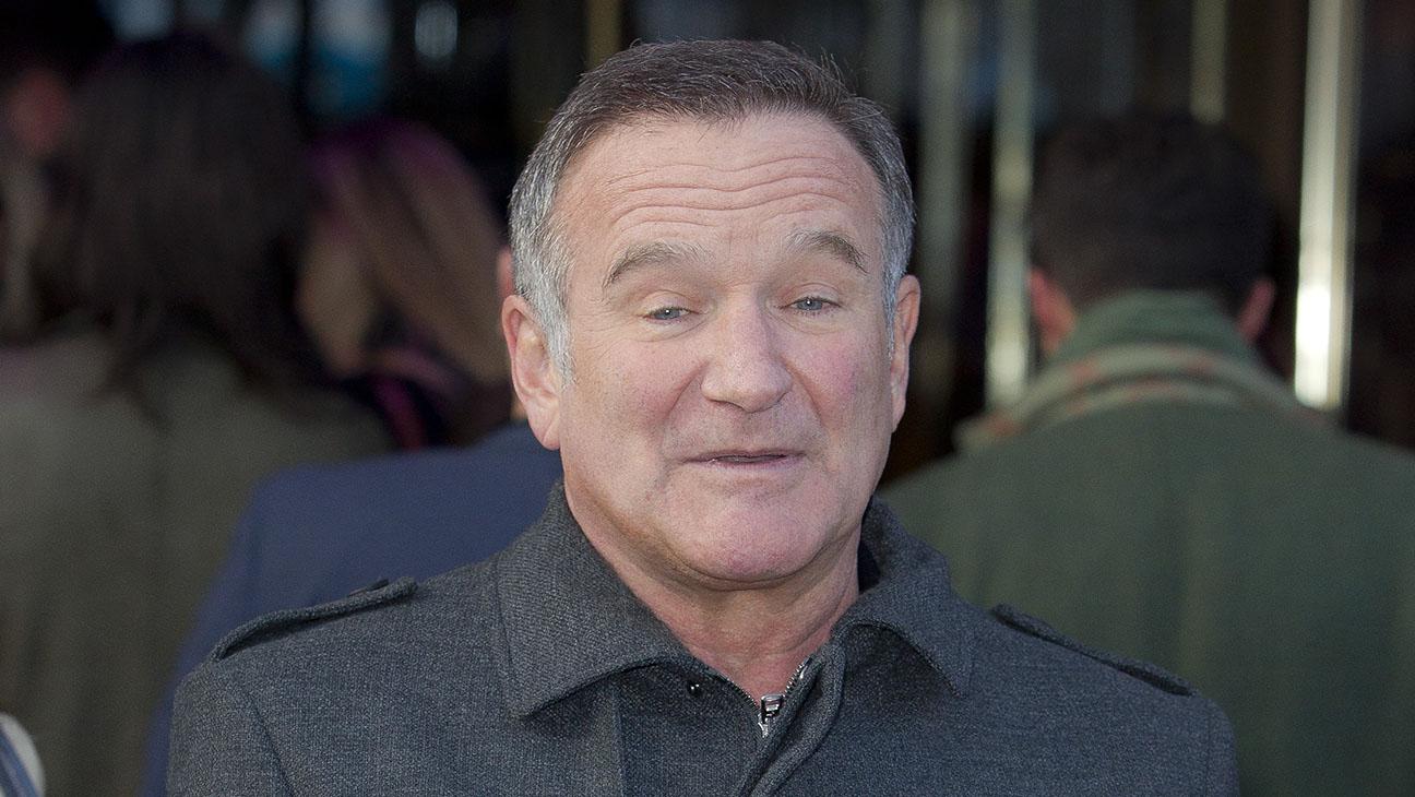 Robin Williams Happy Feet 2 - H 2014