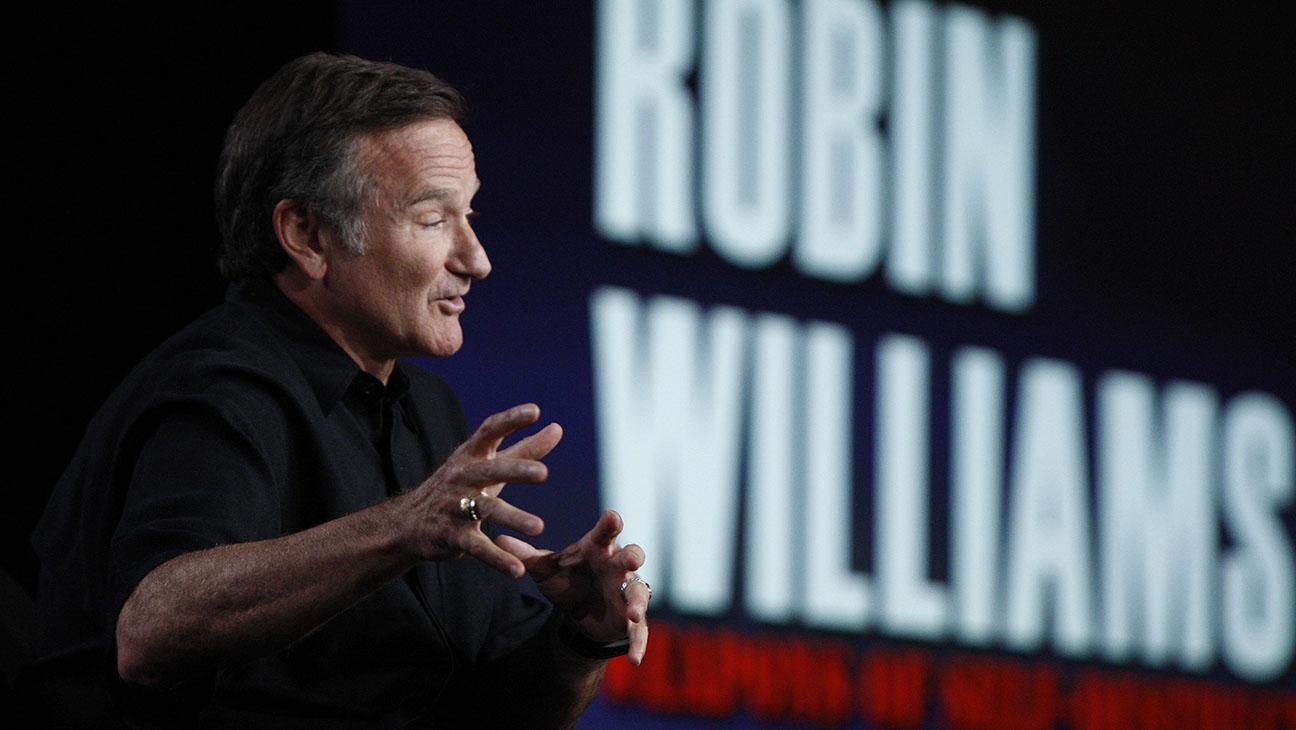 Robin Williams HBO Panel - H 2014