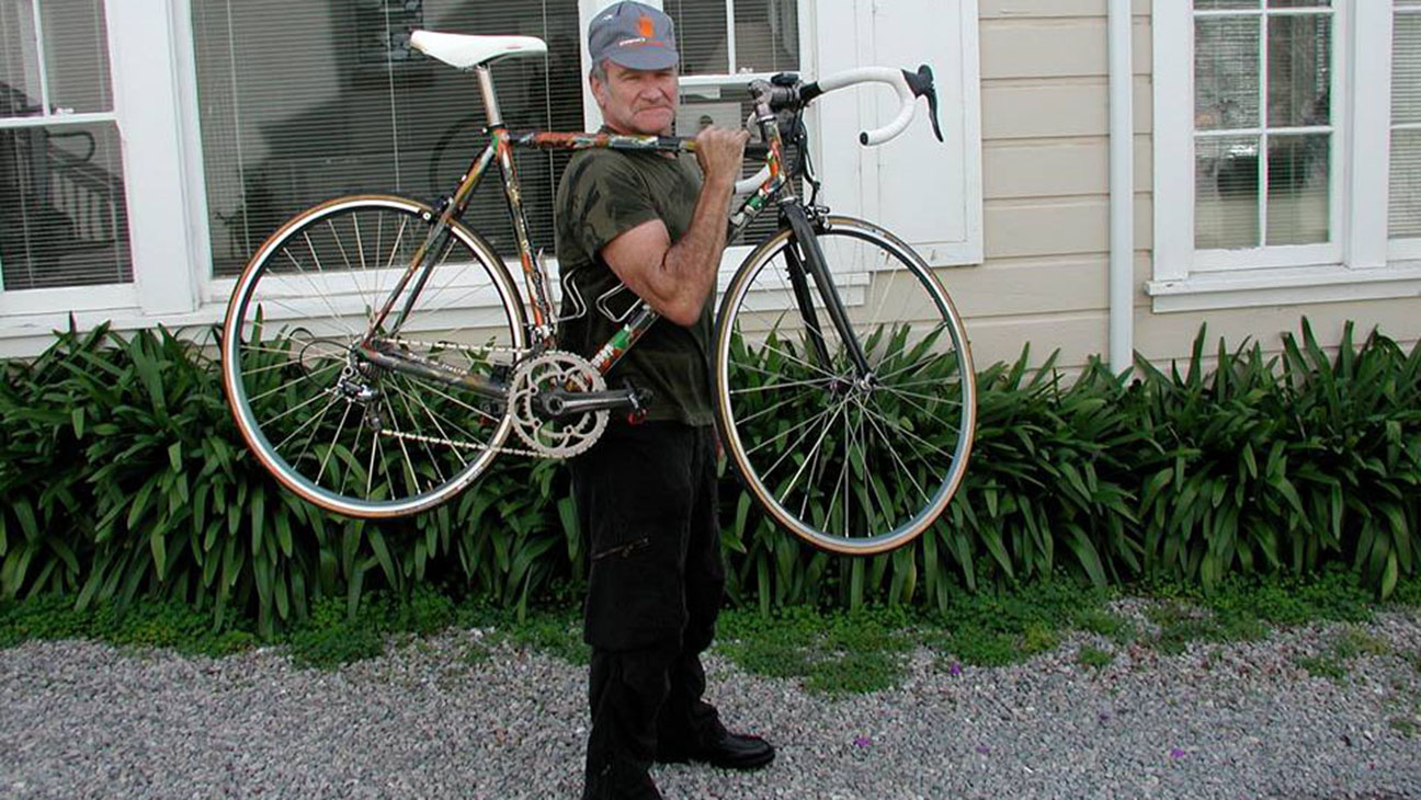 Robin Williams Bike - H 2014