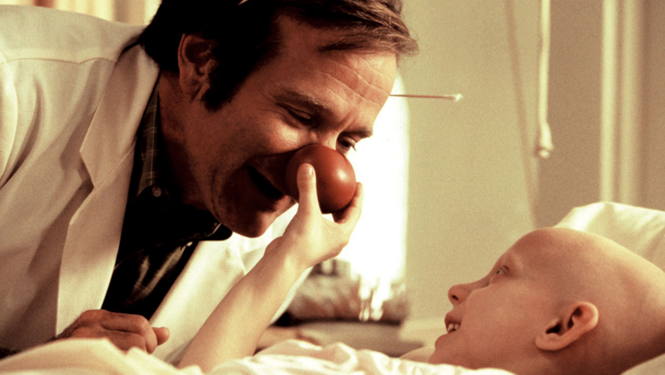 Robin Williams Patch Adams - H 2014