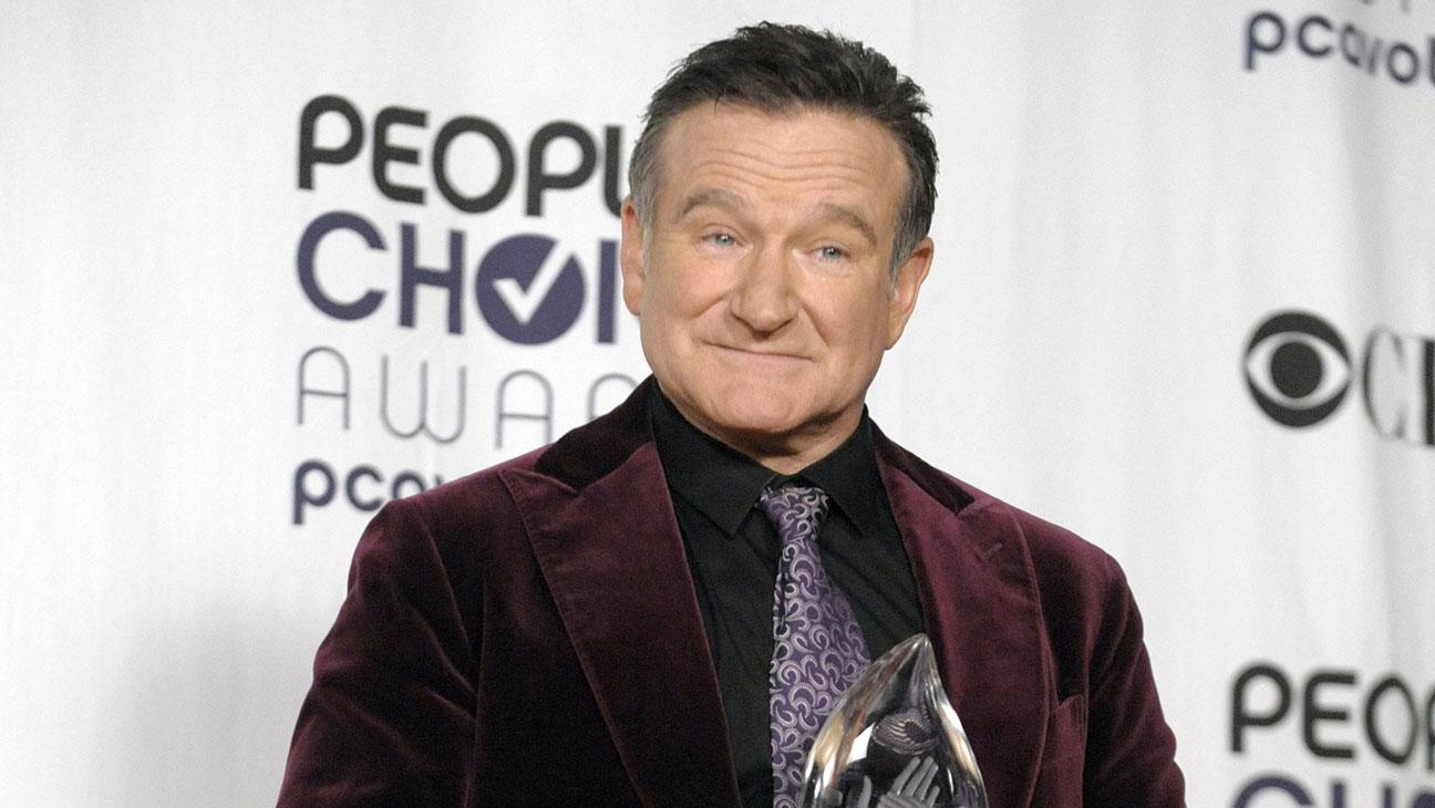 Robin Williams People's Choice - H 2014