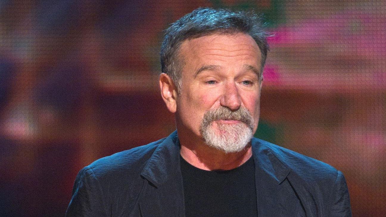 Robin Williams Too Many Stars - H 2014