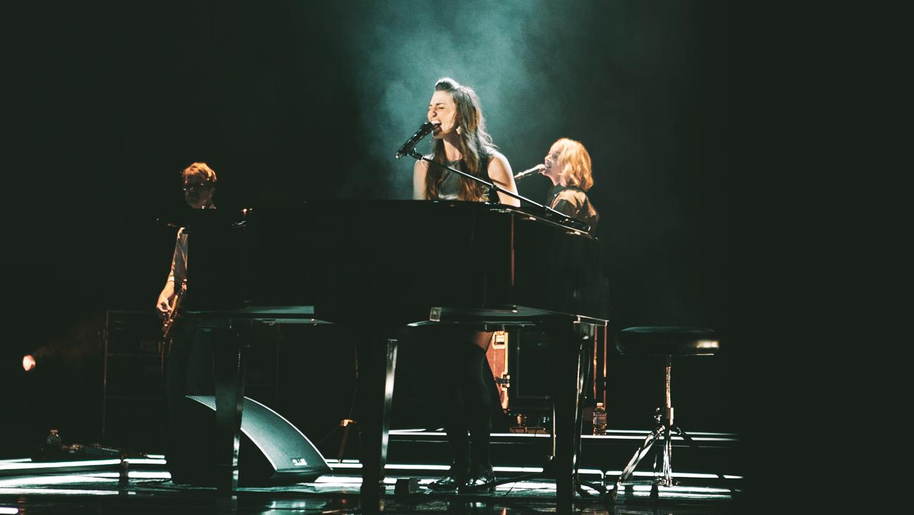 Sara Bareilles live 2014 L