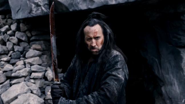 Nicolas Cage Outcast H - 2014