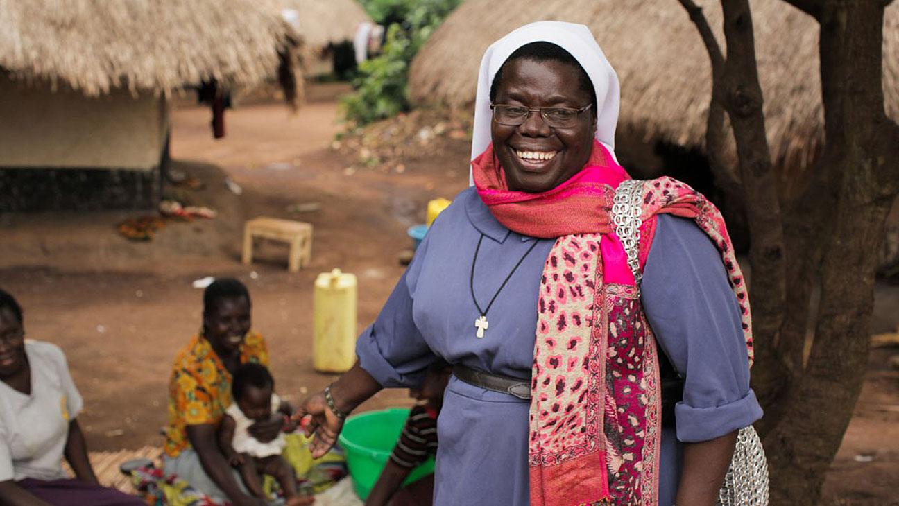 Sewing Hope Sister Rosemary - H 2014