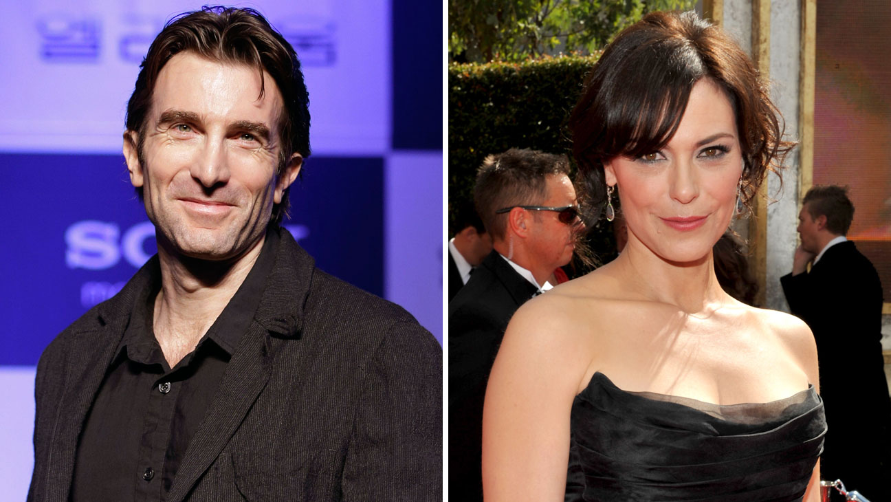 Sharlto Copley Michelle Forbes - H 2014