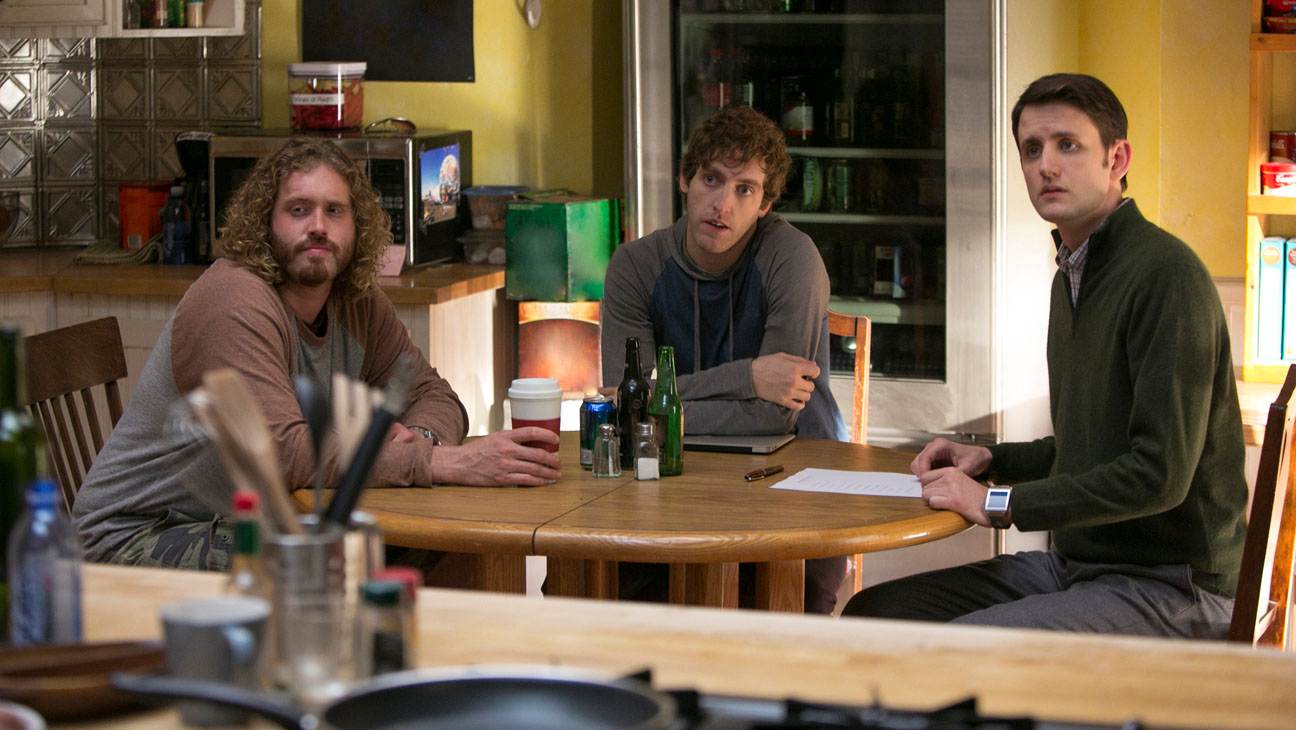 Silicon Valley HBO Still - H 2014