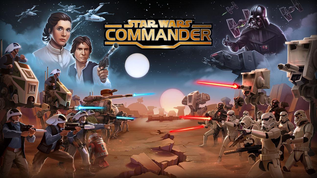 Star Wars Commander - H 2014