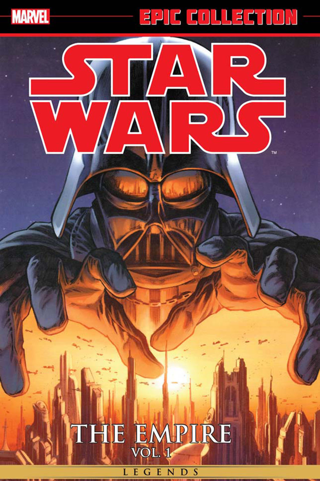 Star Wars The Empire Cover - P 2014
