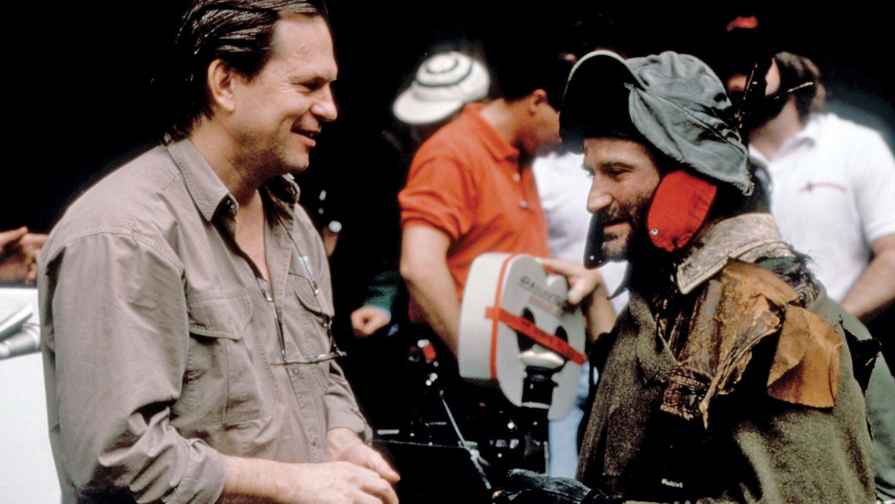 Terry Gilliam Robin Williams The Fisher King - H 2014