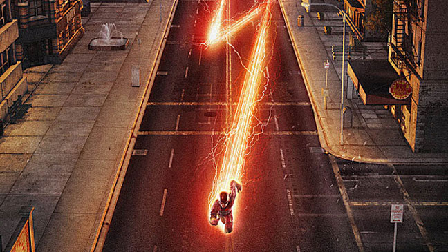 The Flash Poster Cropped - P 2014