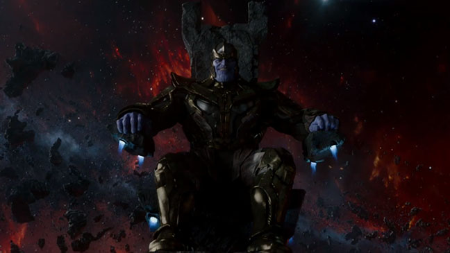 Josh Brolin as Thanos - H 2014
