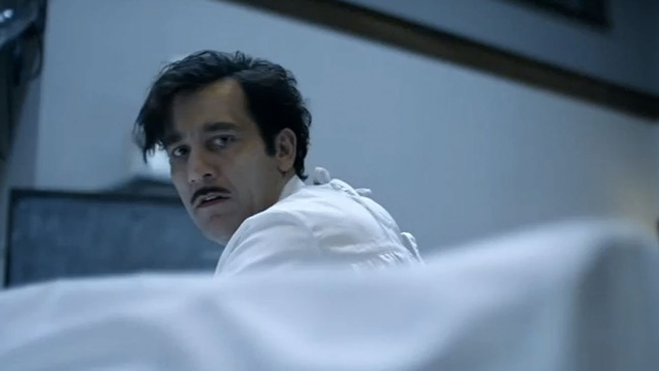 The Knick Clive Owen Horizontal - H 2014