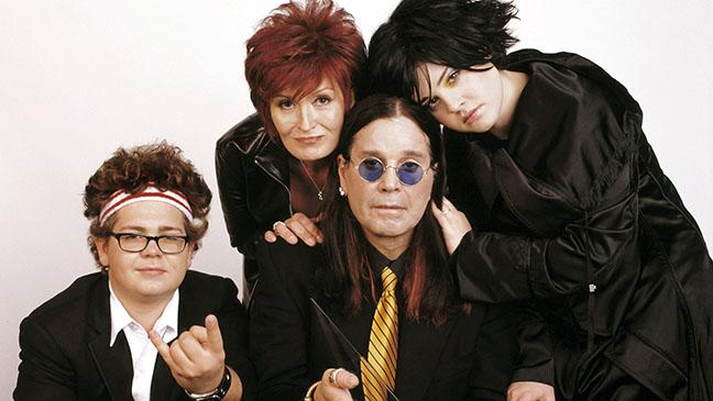 The Osbournes Family - H 2014