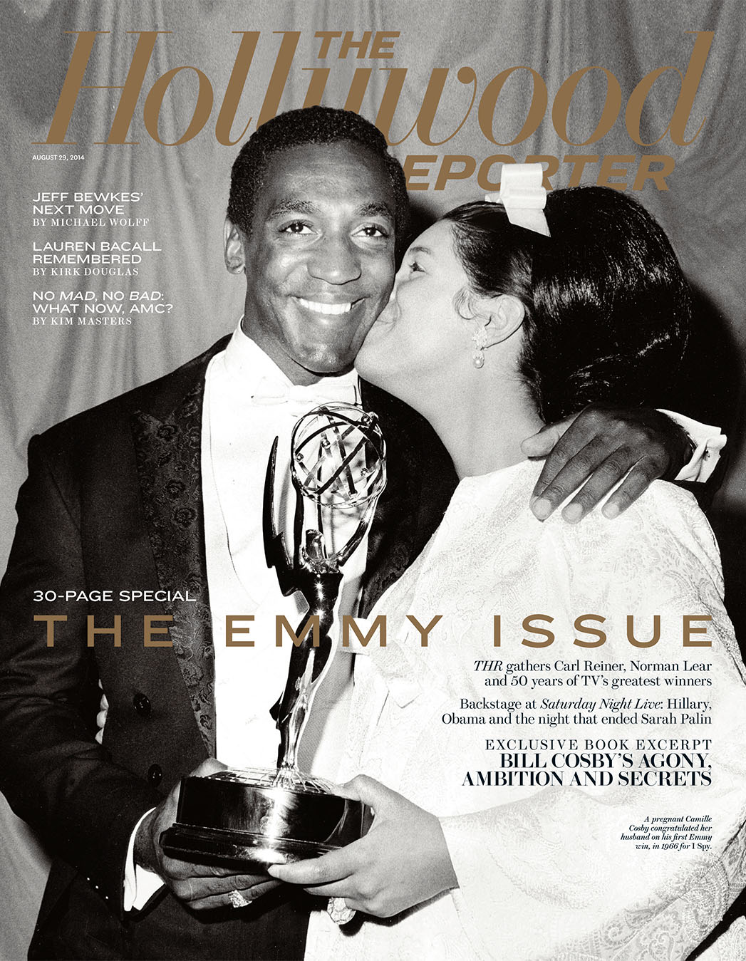 Issue 30 THR Bill Cosby Cover - P 2014