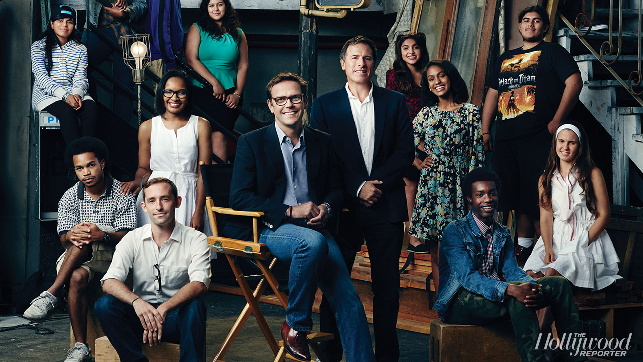 David O. Russell and James Murdoch Are Creating the Next Generation of Great Directors - H 2014