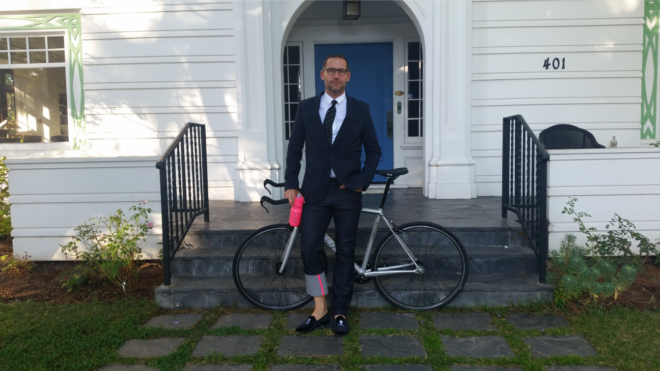 Tom Smuts Bike - H - 2014