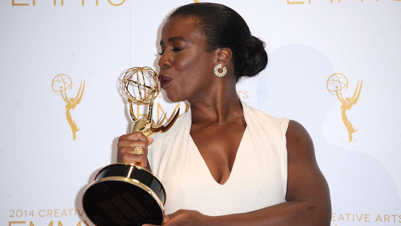 Uzo Aduba Creative Arts Emmys - H 2014