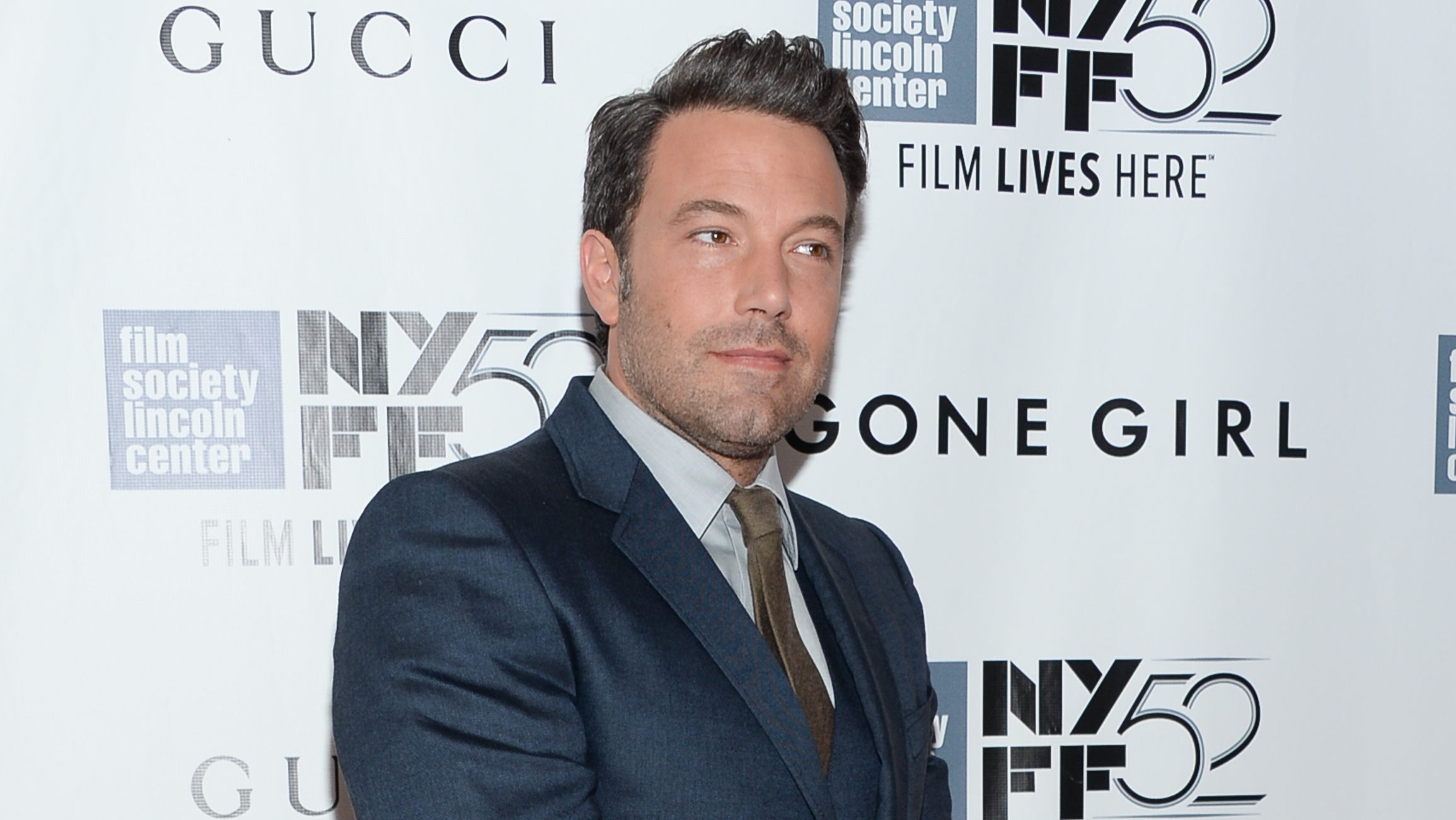 Ben Affleck at 'Gone Girl' Premiere - H 2014