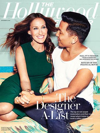 Issue 33 Sarah Jessica Parker Cover - P 2014