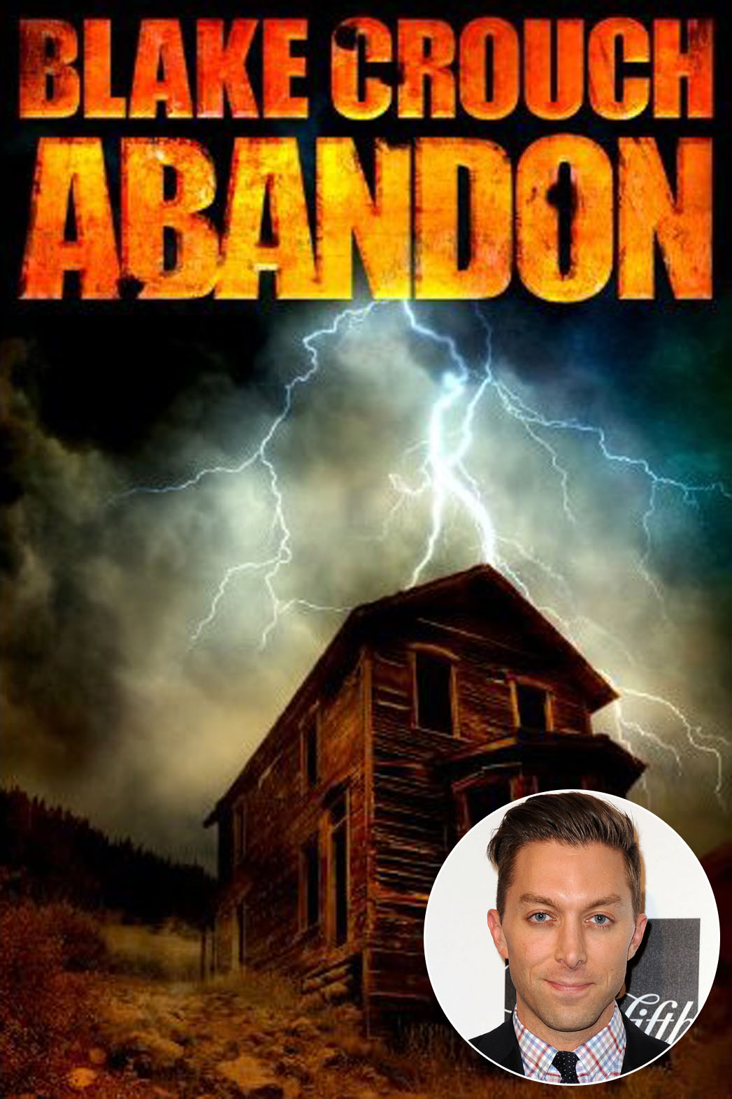 Abandon Book Cover Chad Hodge - P 2014
