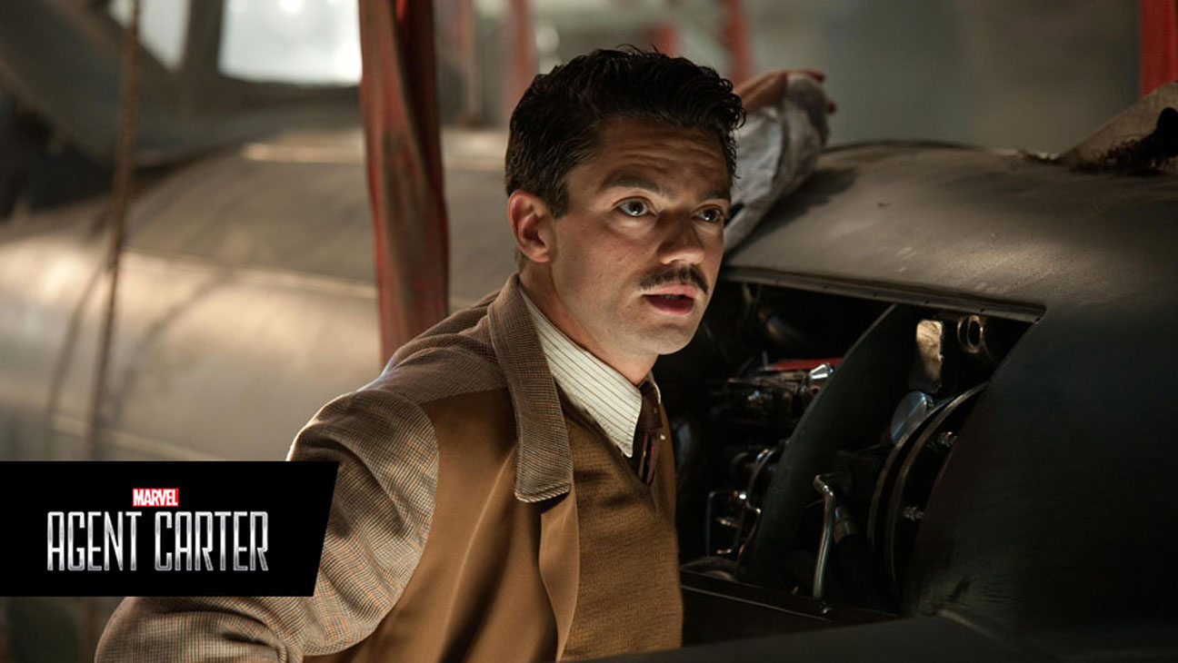 Agents of S.H.I.E.L.D. Dominic Cooper - H 2014