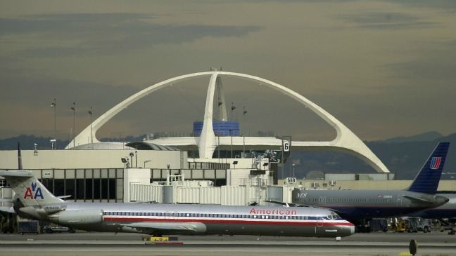 LAX Los Angeles Airport - H 2014
