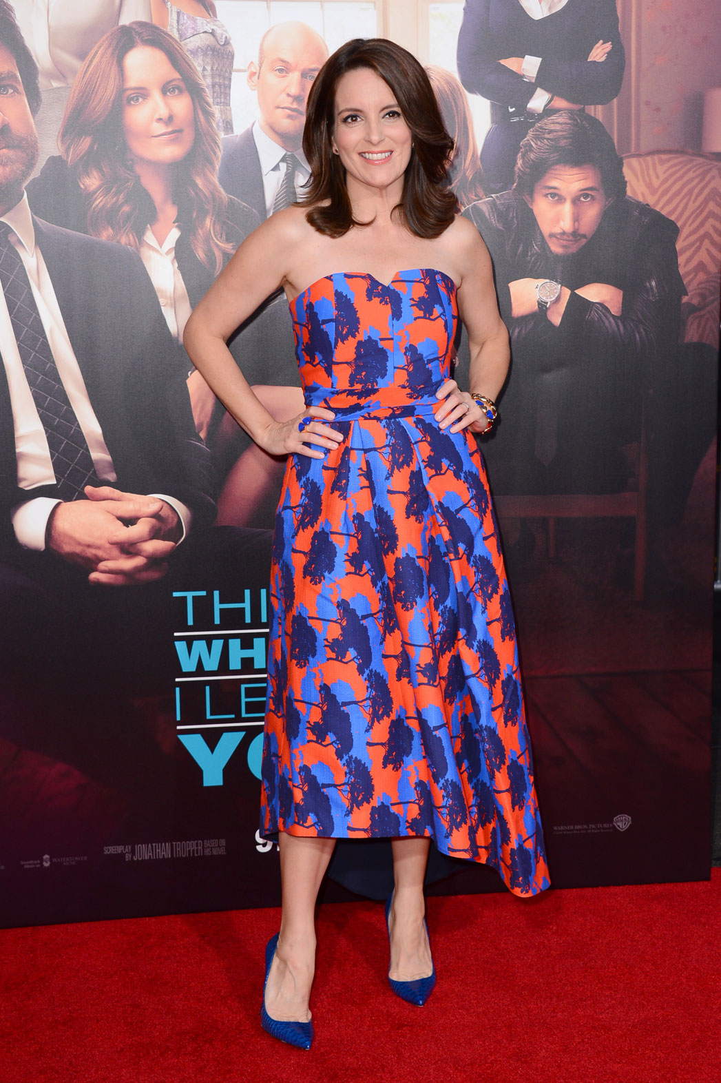 Tina Fey 'This Is Where I Leave You' Premiere - P 2014