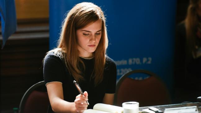 Emma Watson Uruguay Speech - H 2014