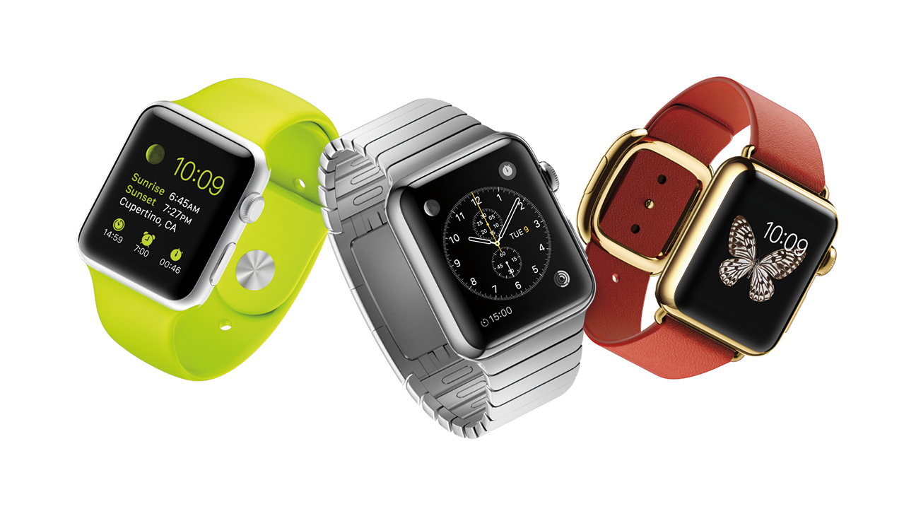 Apple Watch Trio - H 2014