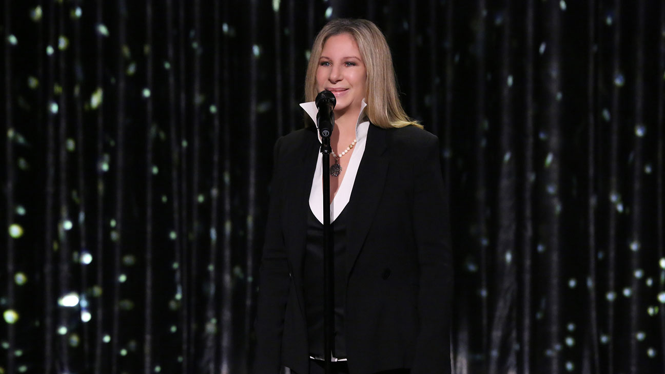 Barbra Streisand Tonight Show Jimmy Fallon - H 2014