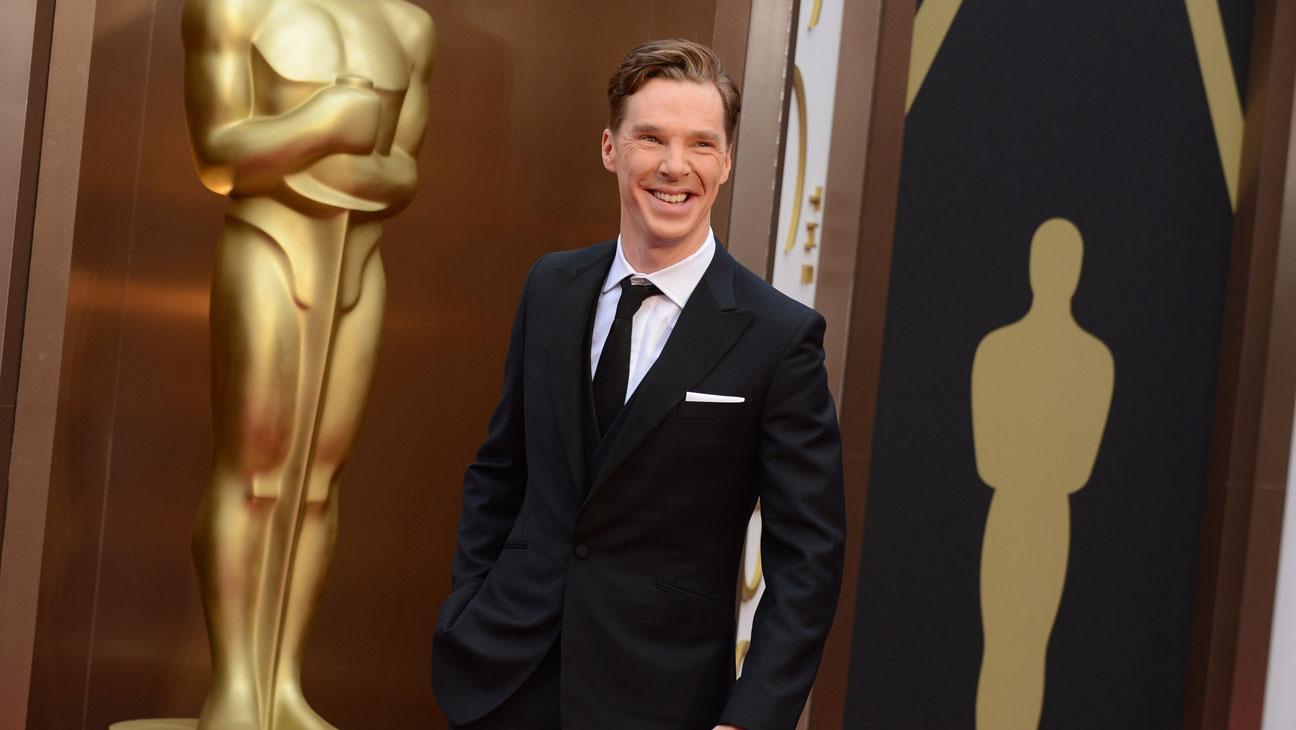 Benedict Cumberbatch Oscars - H 2014