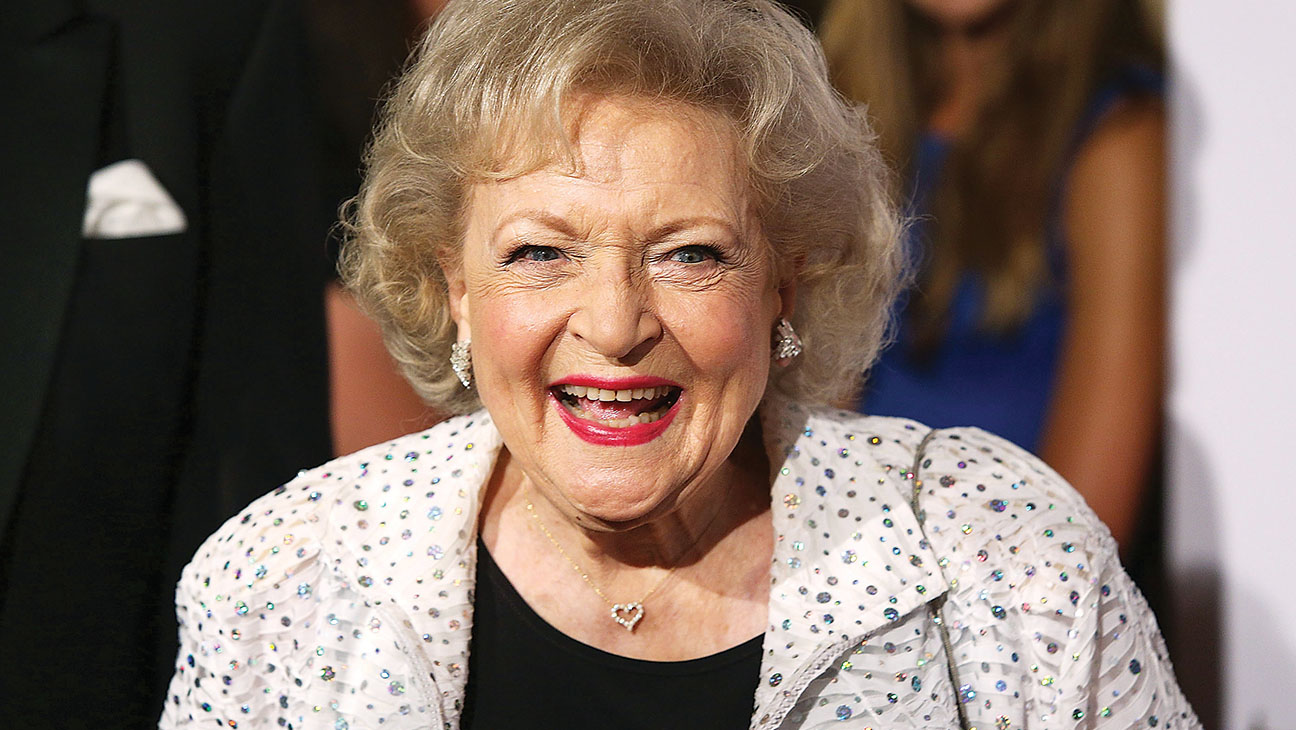 Betty White Live Forever - H 2014