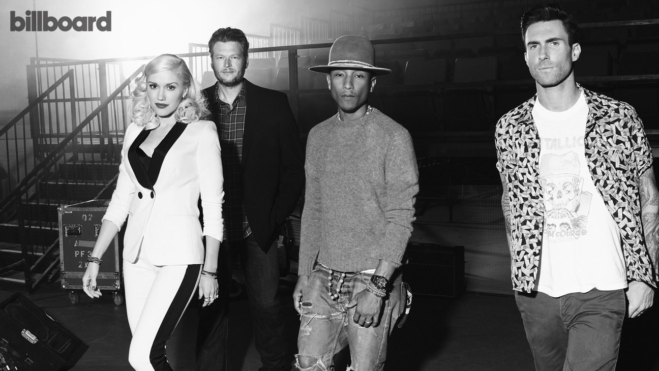 Billboard The Voice Horizontal - H 2014