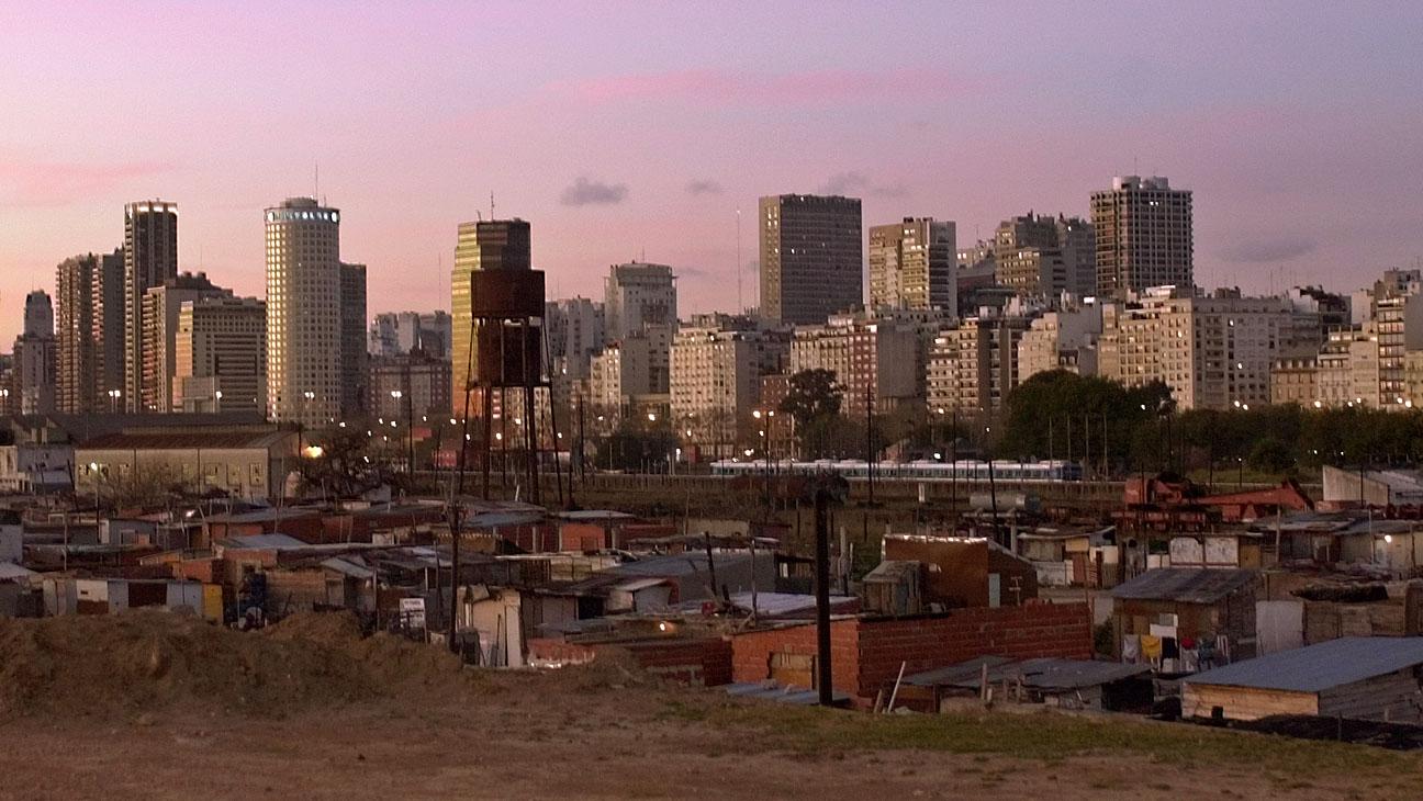 Buenos Aires Skyline - H 2014