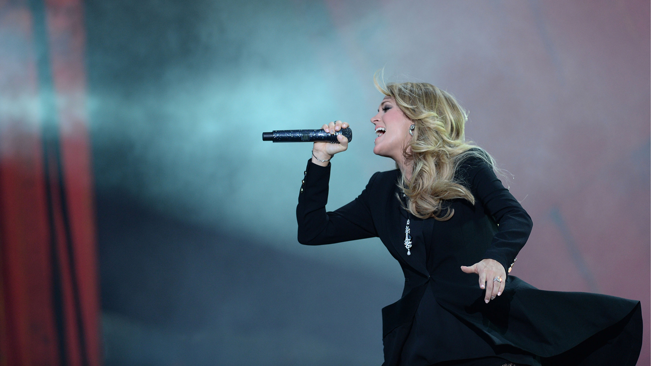 Carrie Underwood Global Citizen 2014 L